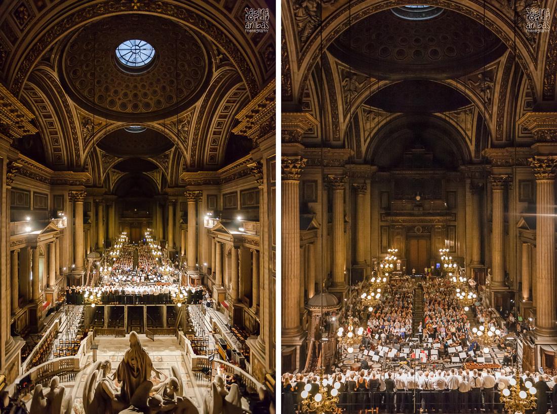 Event Photographer Paris - Concert at L'Eglise de la Madelaine by artisan Photographer Sabina Lorkin