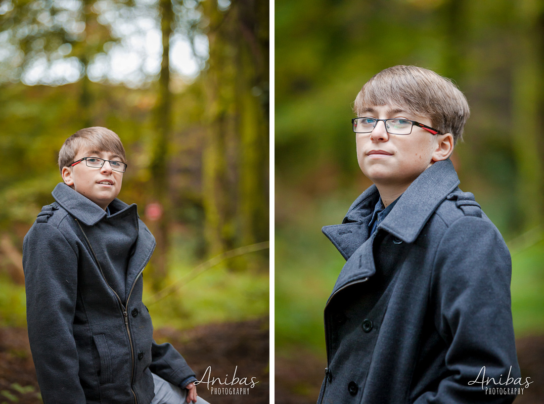Discover how professional photographer Sabina Lorkin can create beautiful photos of your family even on overcast autumn days. - Normandy - France