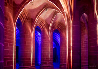 Discover the Nocturnes de l'Abbaye at the Mont St Michel this summer.-photos