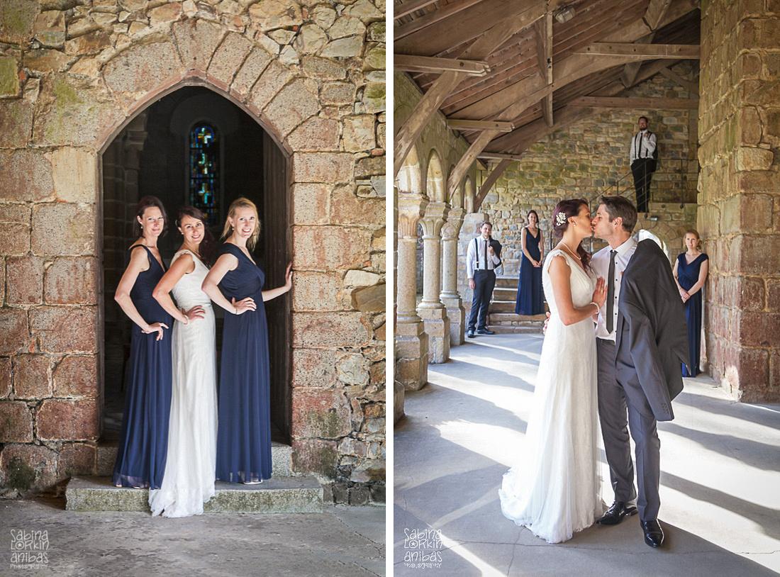 Photographe de mariage en Normandie - le jour du mariage de Narina & Sam en France