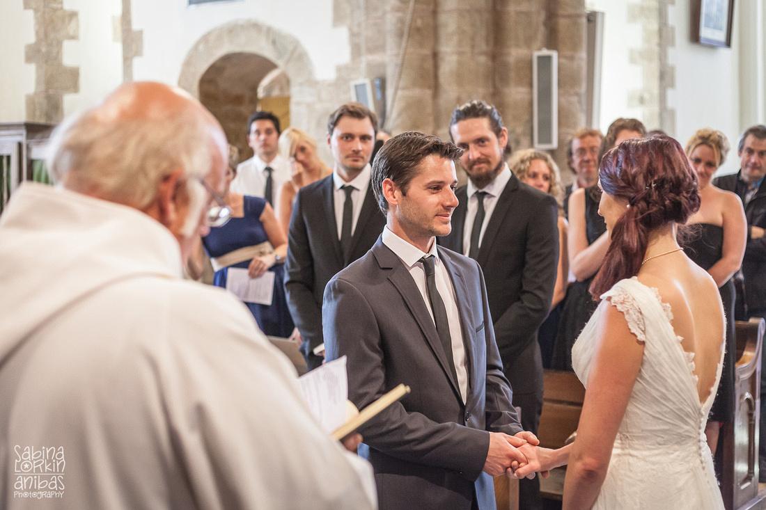 Votre mariage en Orne, Normandie - Photographe de mariage Sabina Lorkin