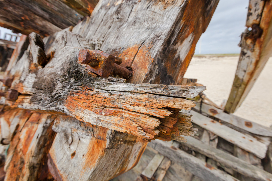 A winter walk discovering Portbail and the dunes of Anneville - Manche Normandy