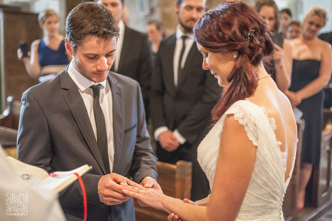 Votre mariage en Manche, Normandie - Photographe de mariage Sabina Lorkin