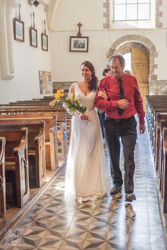 Découvrez les photos de mariage magnifique de photographe Sabina Lorkin - Normandie, France