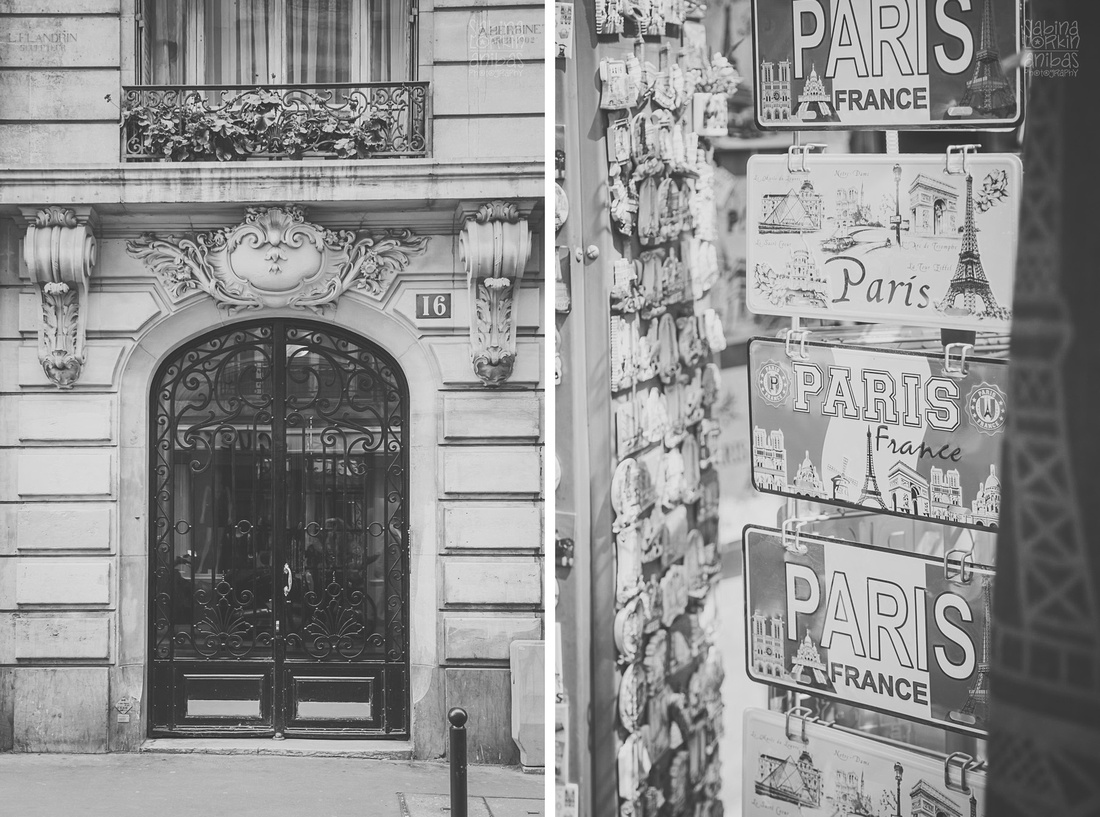 "Discover ""A girl in Paris"" a photo reportage discovering Paris for the first time"