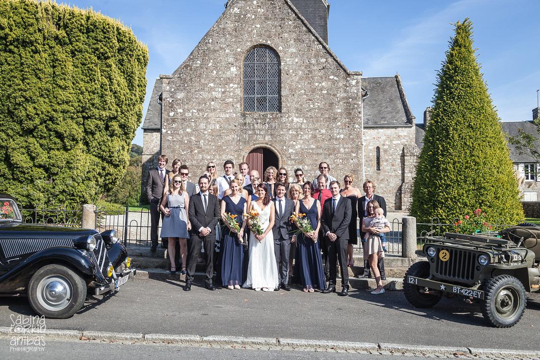 Photographe de mariage en Normandie, France