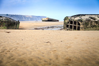 Photos-Arromanches-Mulberry-Harbour-9149